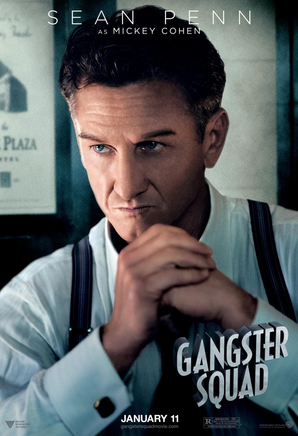 Gangster Squad - Poster - 009