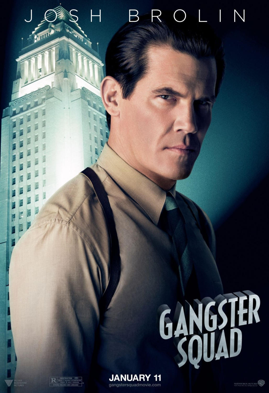Gangster Squad - Poster - 010
