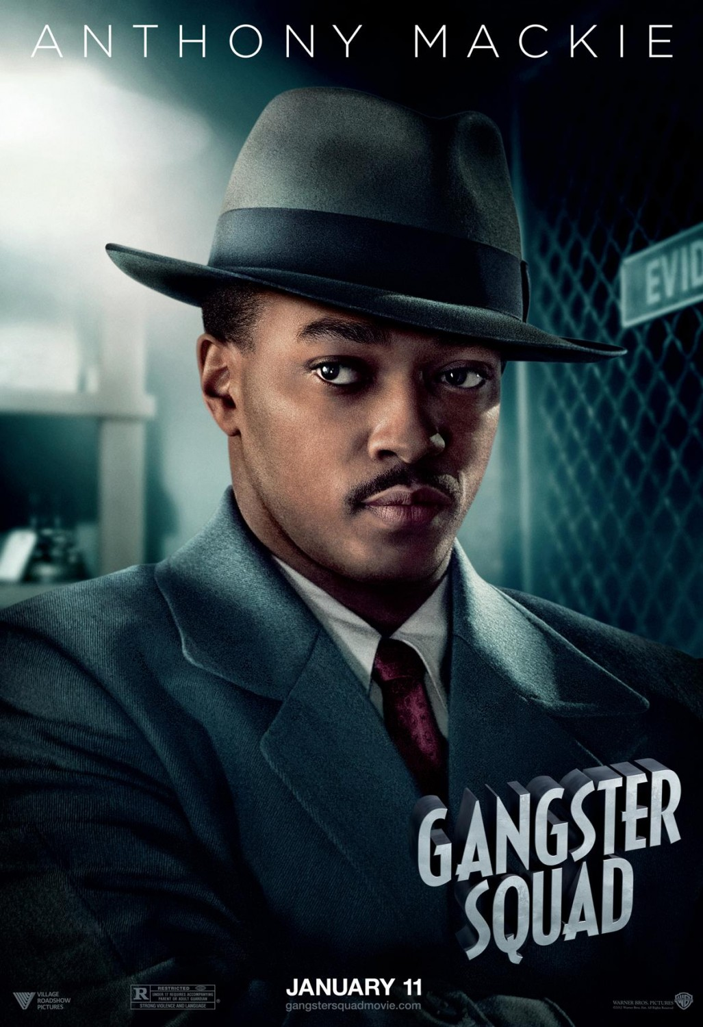 Gangster Squad - Poster - 012