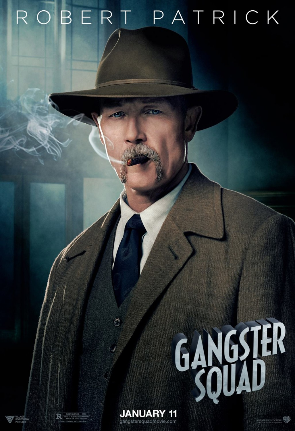 Gangster Squad - Poster - 014