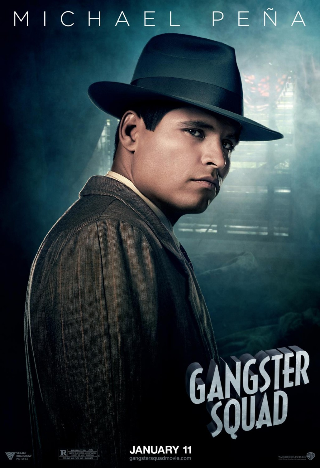 Gangster Squad - Poster - 015