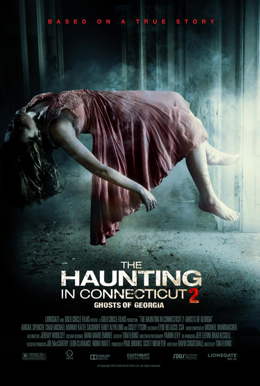 Haunting in Connecticut 2 - Poster - 001
