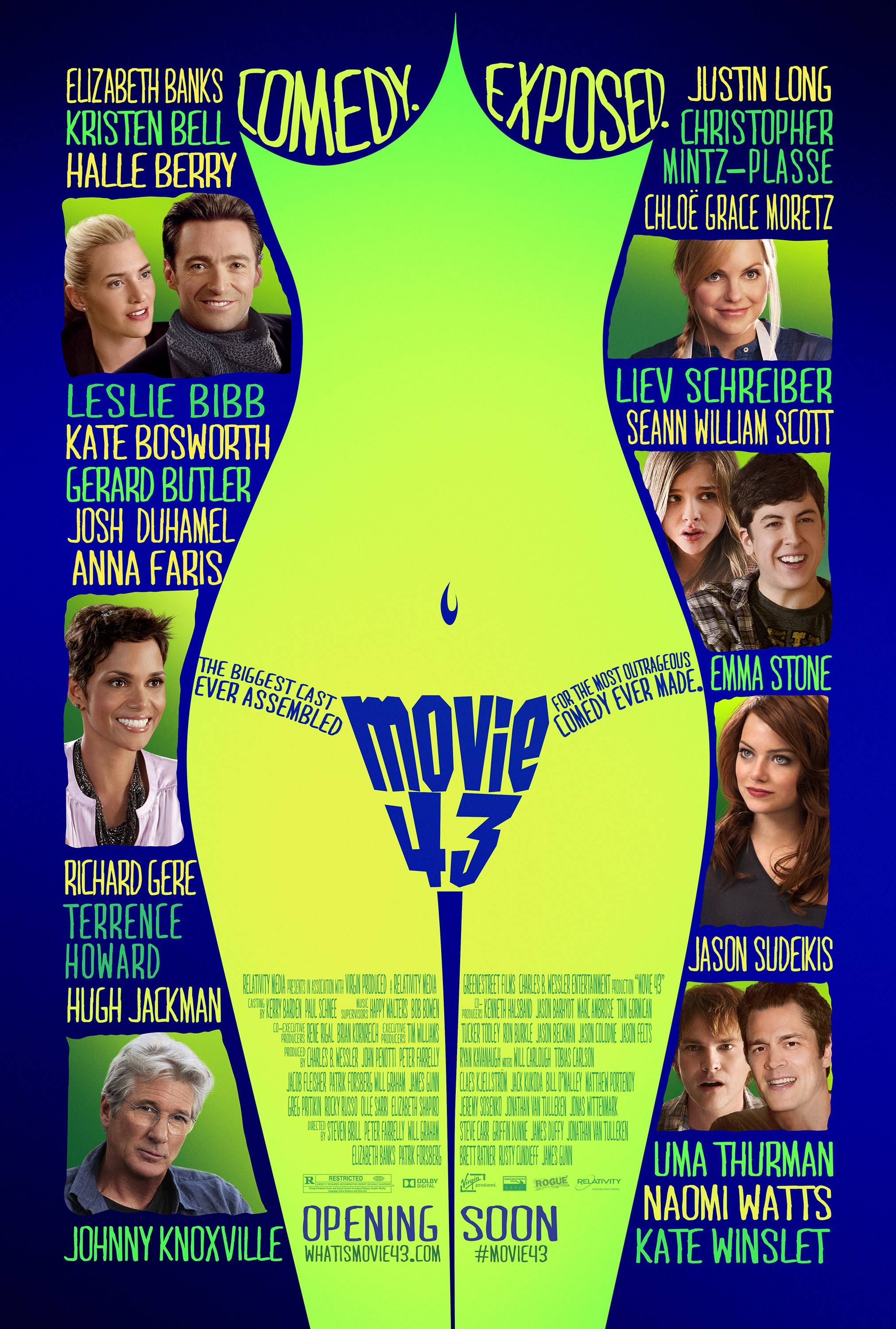 Movie 43 - Poster - 001
