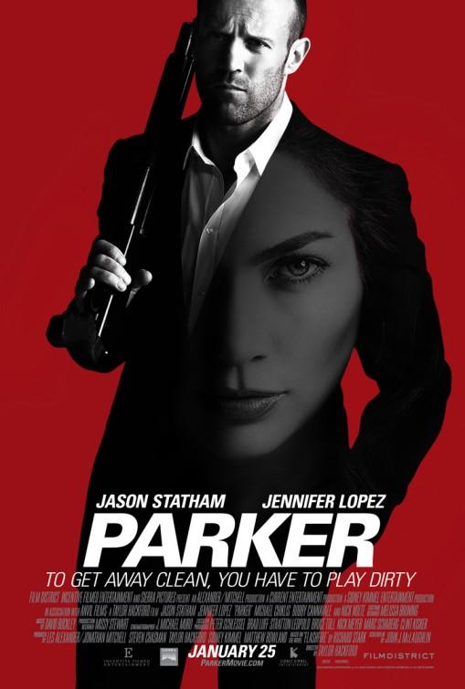 Parker - Poster - 001