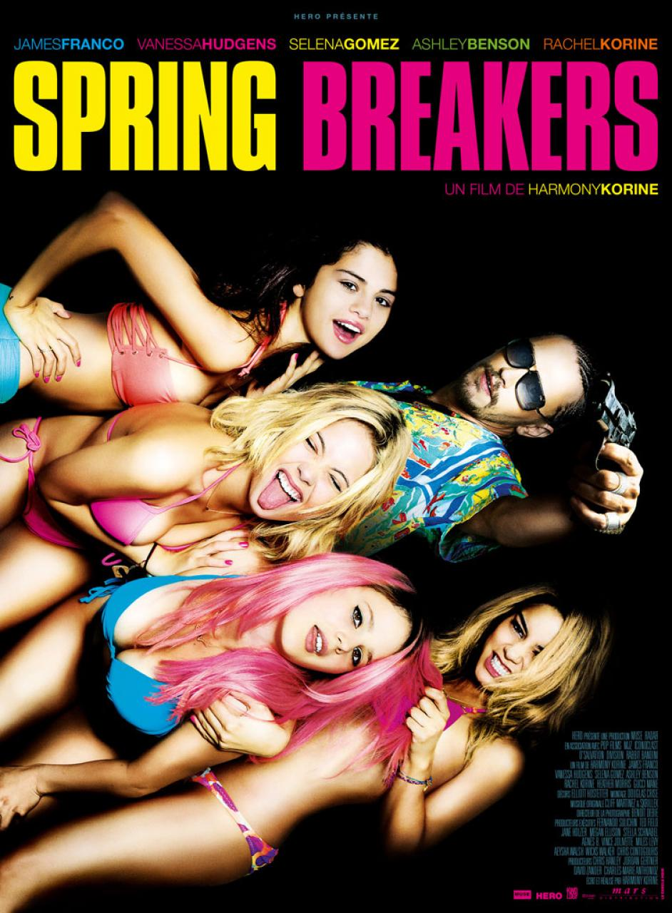 Spring Breakers - Poster - 001