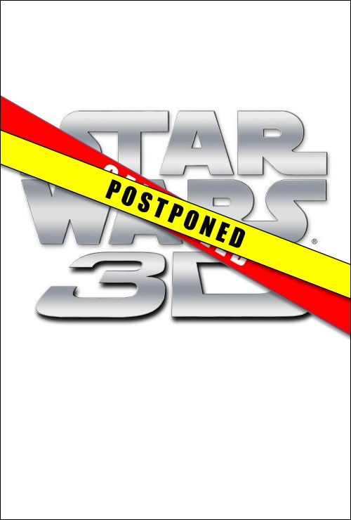 Star Wars 3D - Cancelled - Poster 2