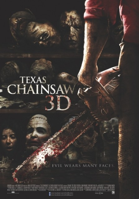Texas Chainsaw 3D - Poster - 004