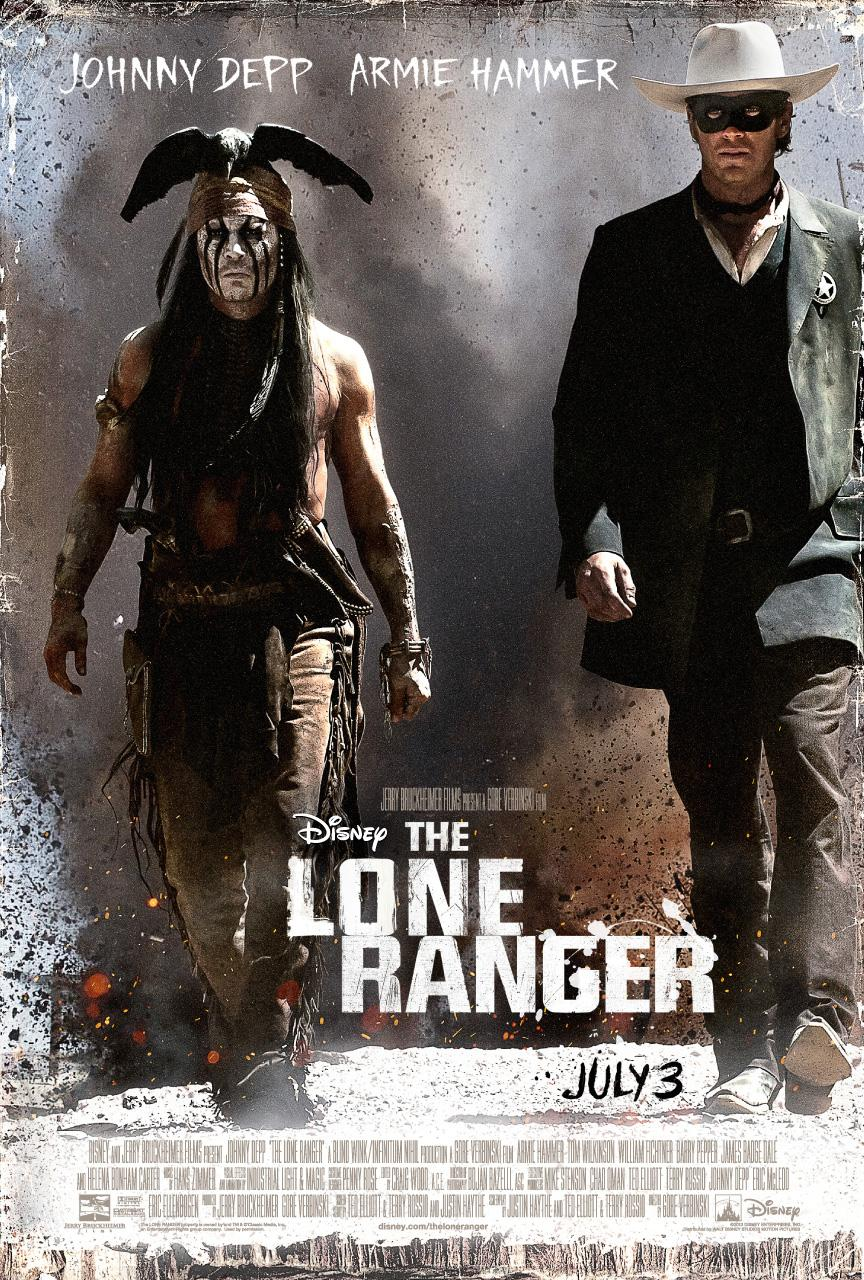 The Lone Ranger - Poster - 002