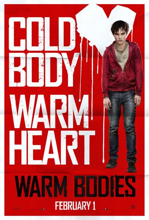 Warm Bodies - Poster - 001