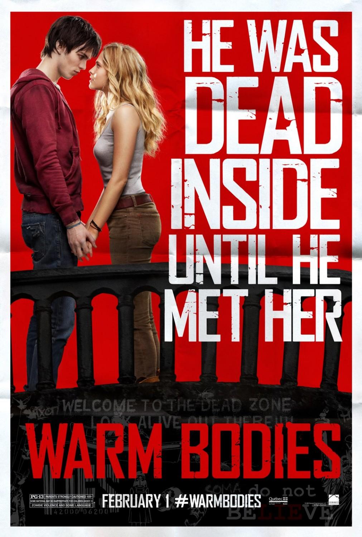 Warm Bodies - Poster - 006