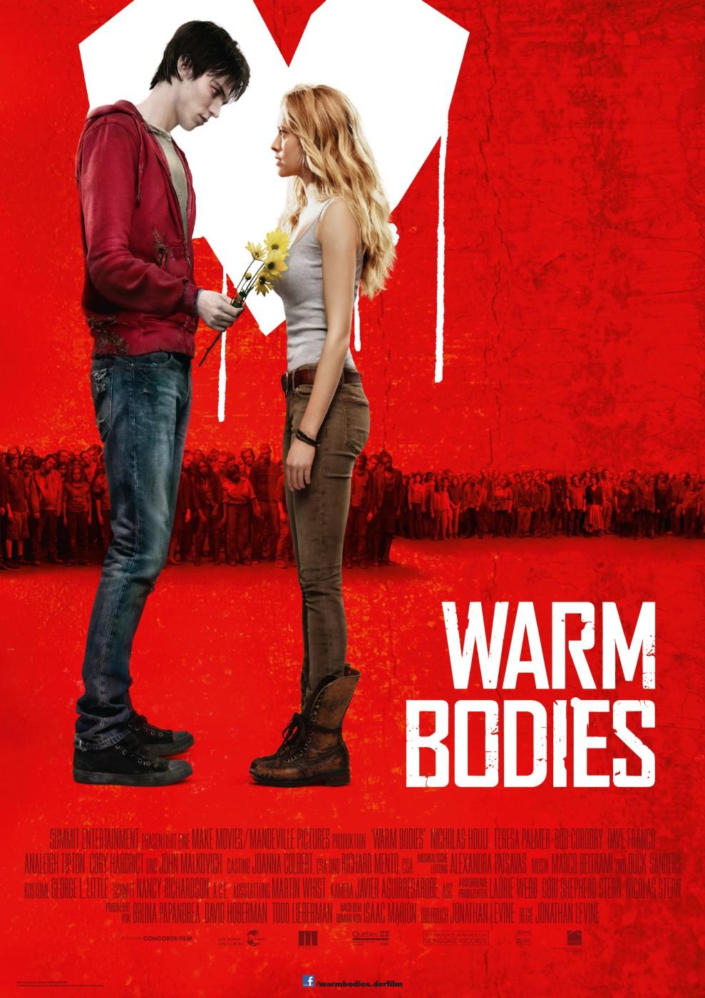 Warm Bodies - Poster - 008