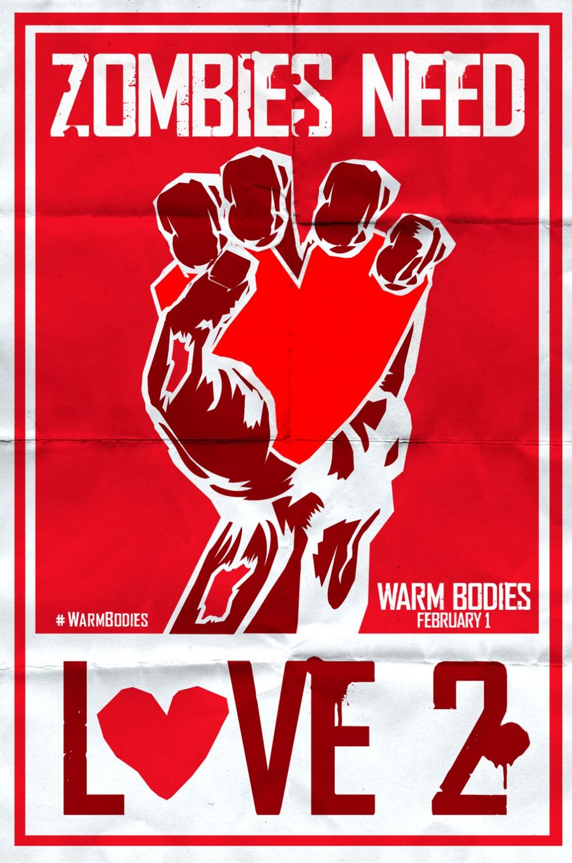 Warm Bodies - Poster - 009