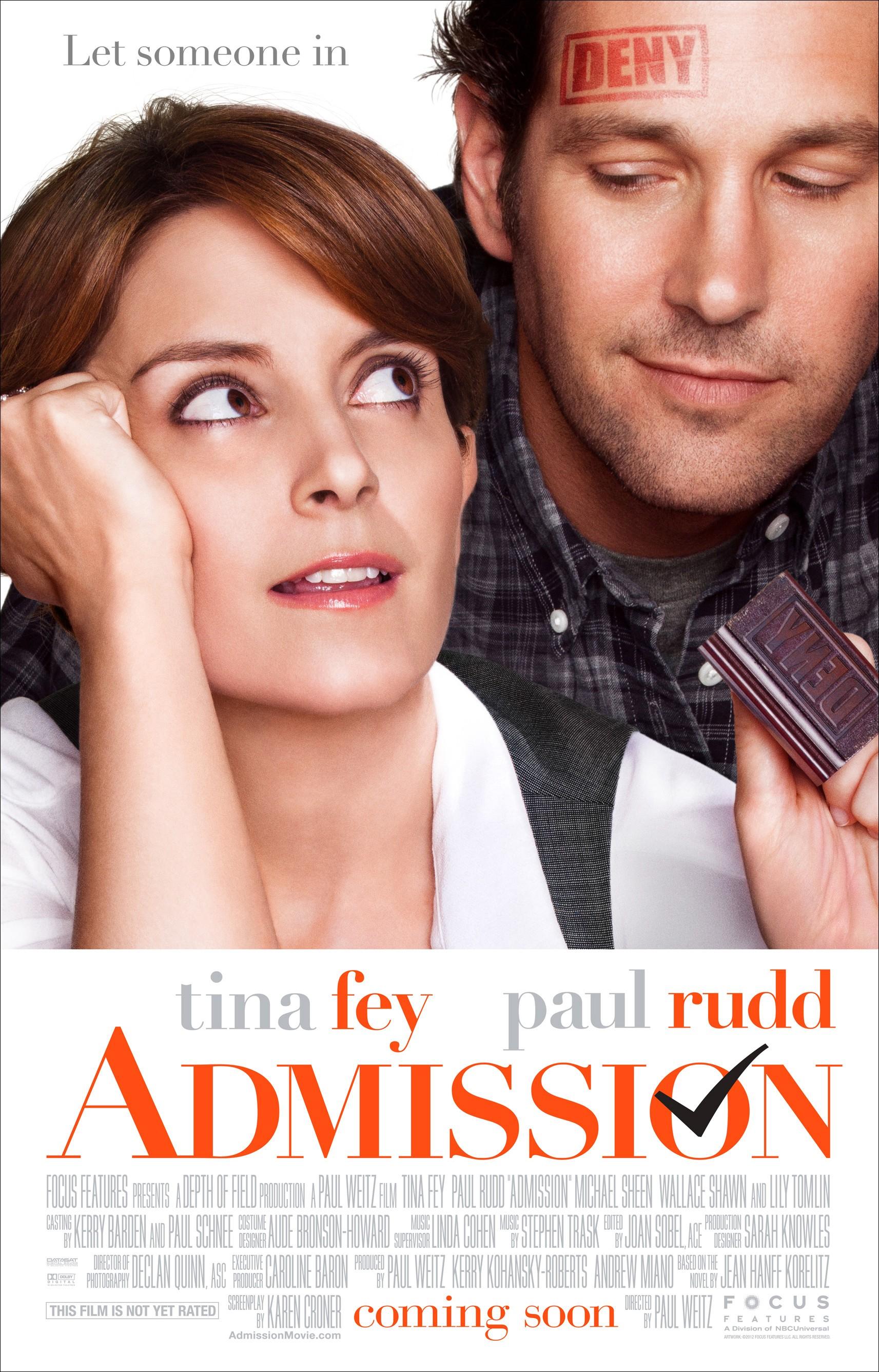 2013-03-22 - Admission
