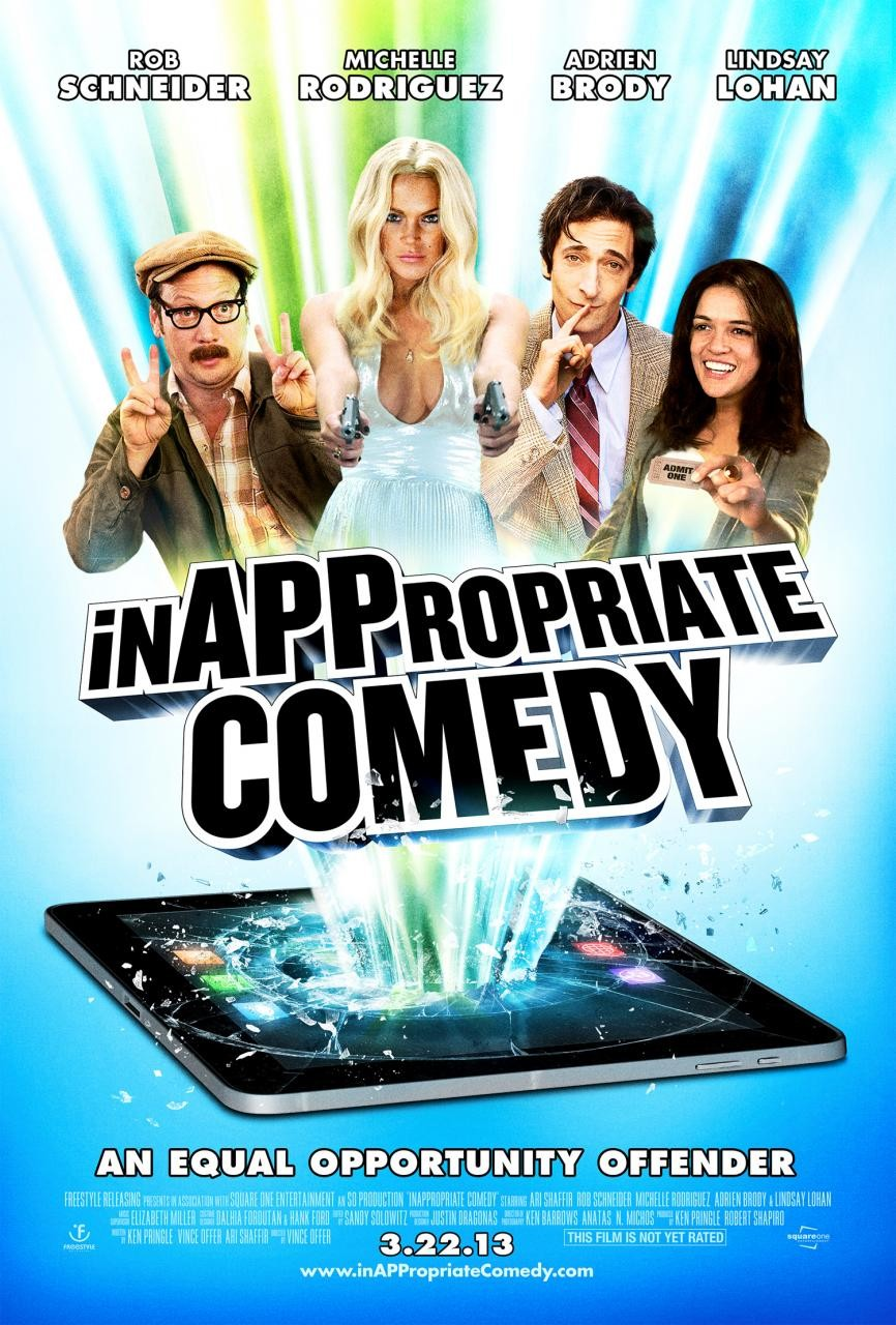 2013-03-22 - InAPPropriate Comedy