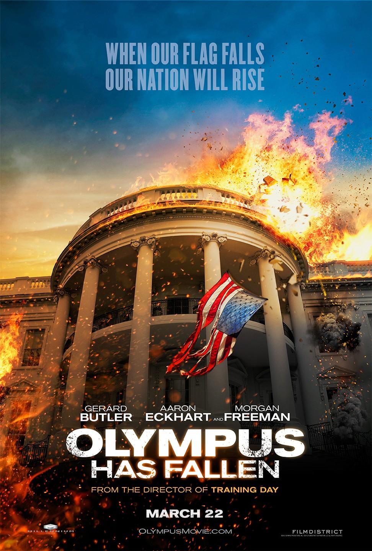 2013-03-22 - Olympus Has Fallen