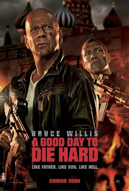 A Good Day To Die Hard - Poster - 002