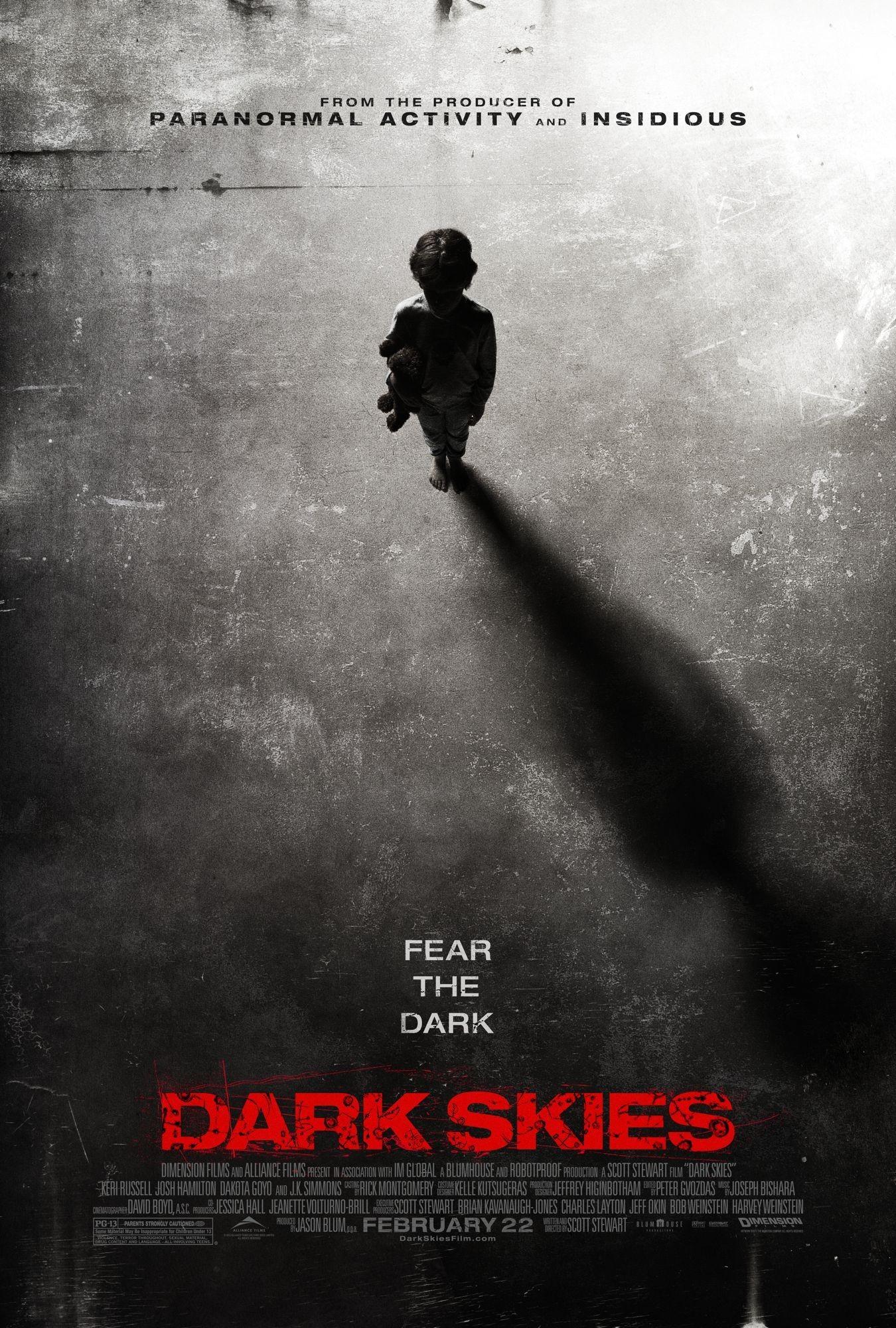 Dark Skies - Poster - 002