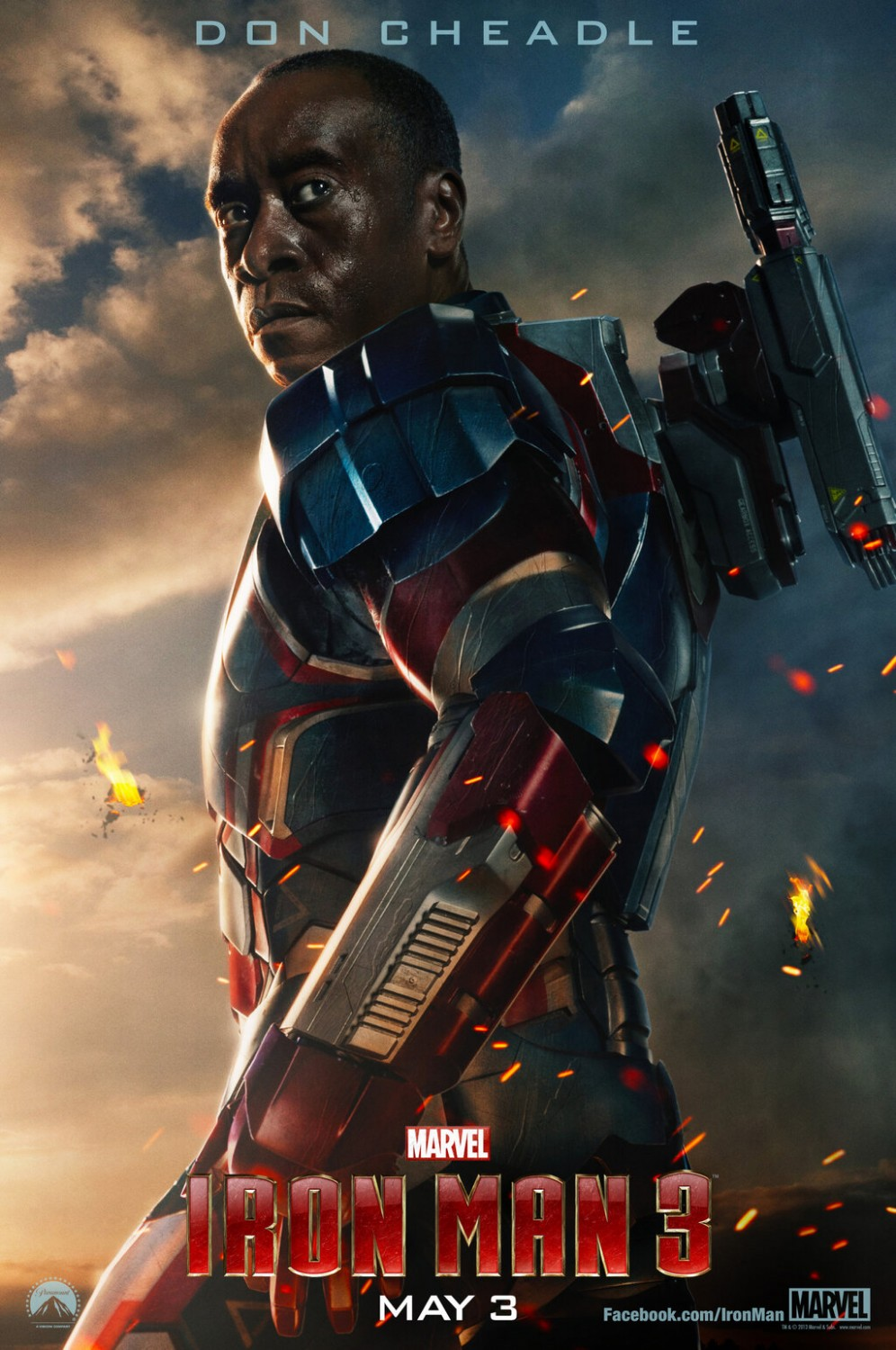New iron man 3 character posters pop up online updated with tony iron man 3 poster 003 voltagebd Gallery
