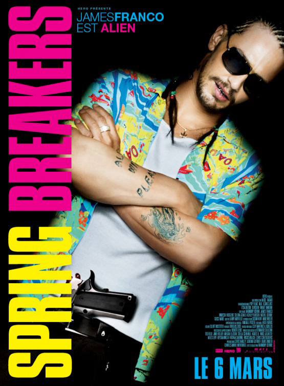Spring Breakers - Poster - 003