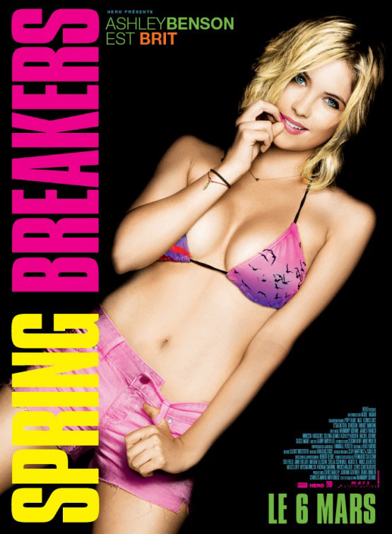 Spring Breakers - Poster - 006