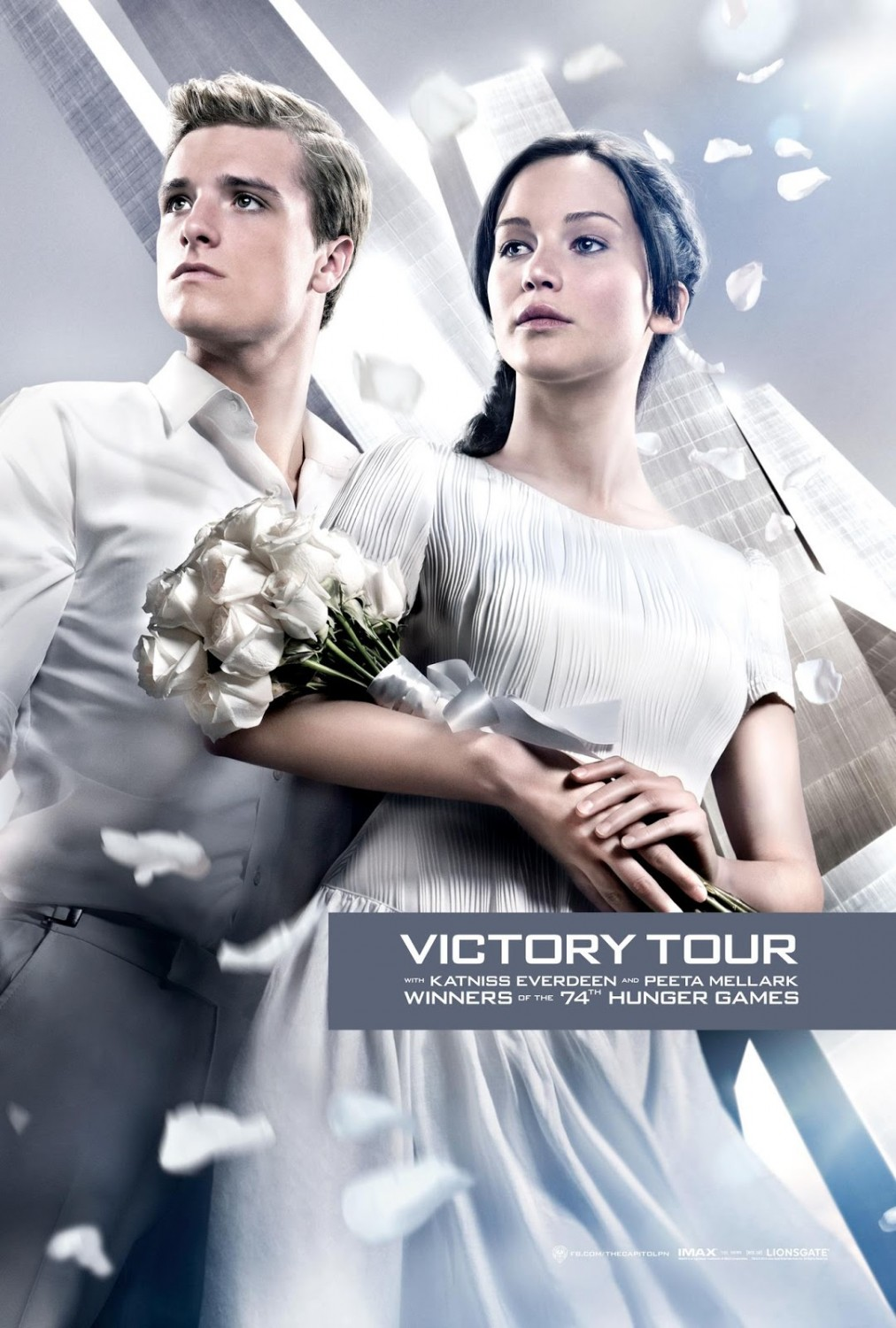 The Hunger Games Catching Fire - Poster - 003