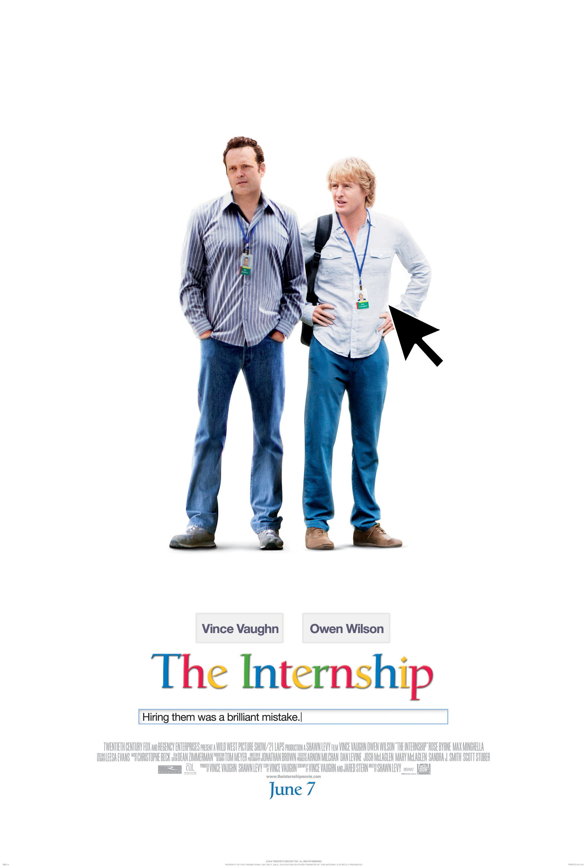The Internship - Poster - 001