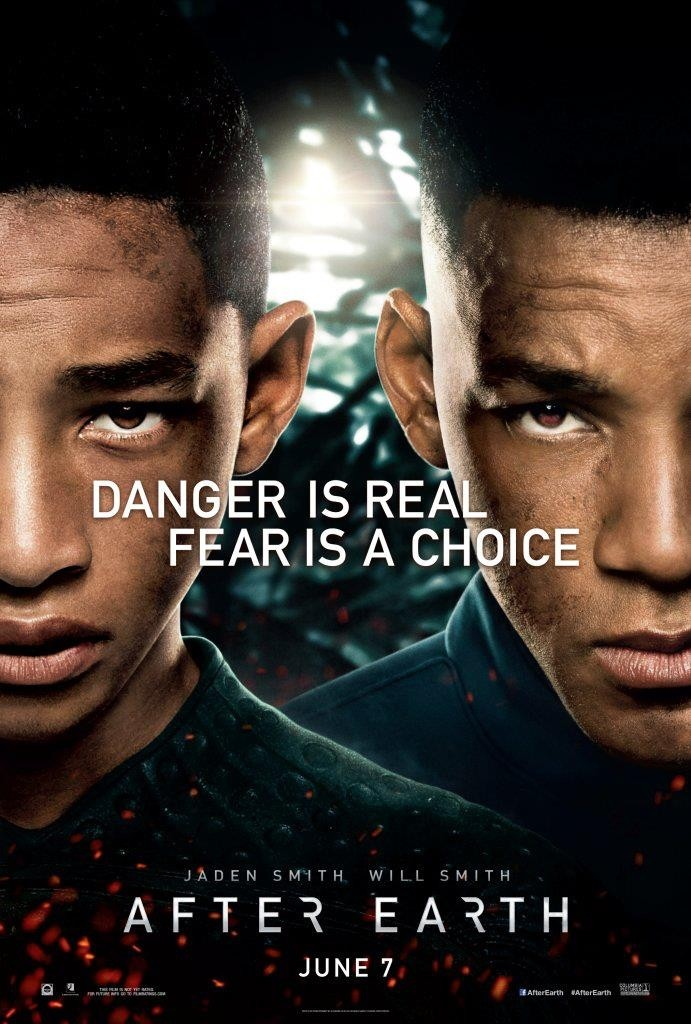 After Earth - Poster - 001