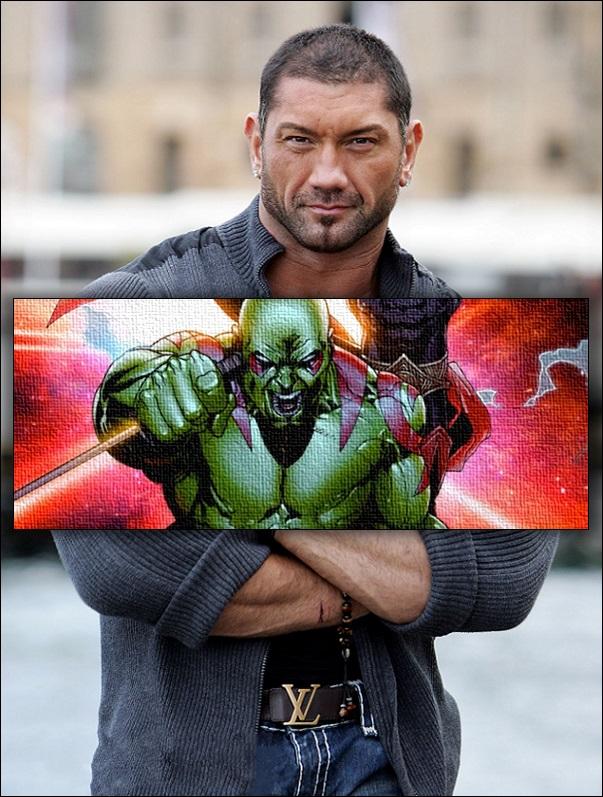 Bautista - Drax
