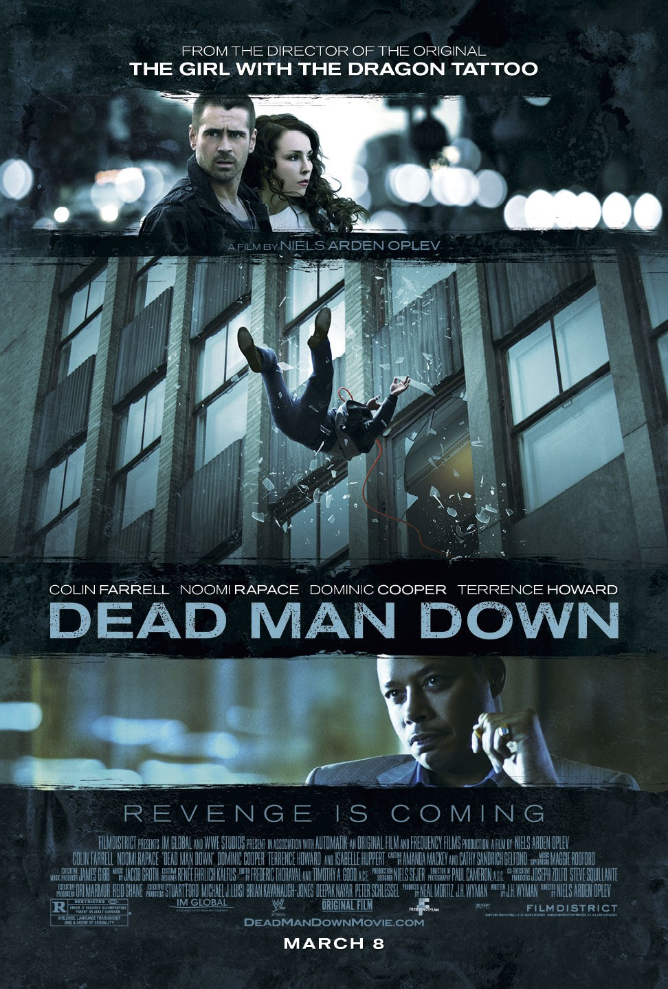 Dead Man Down - Poster - 001