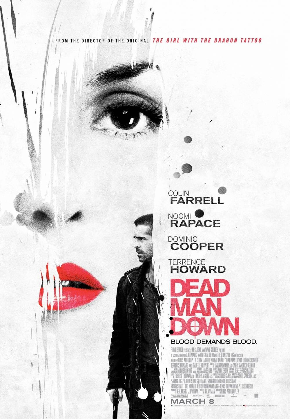 Dead Man Down - Poster - 002