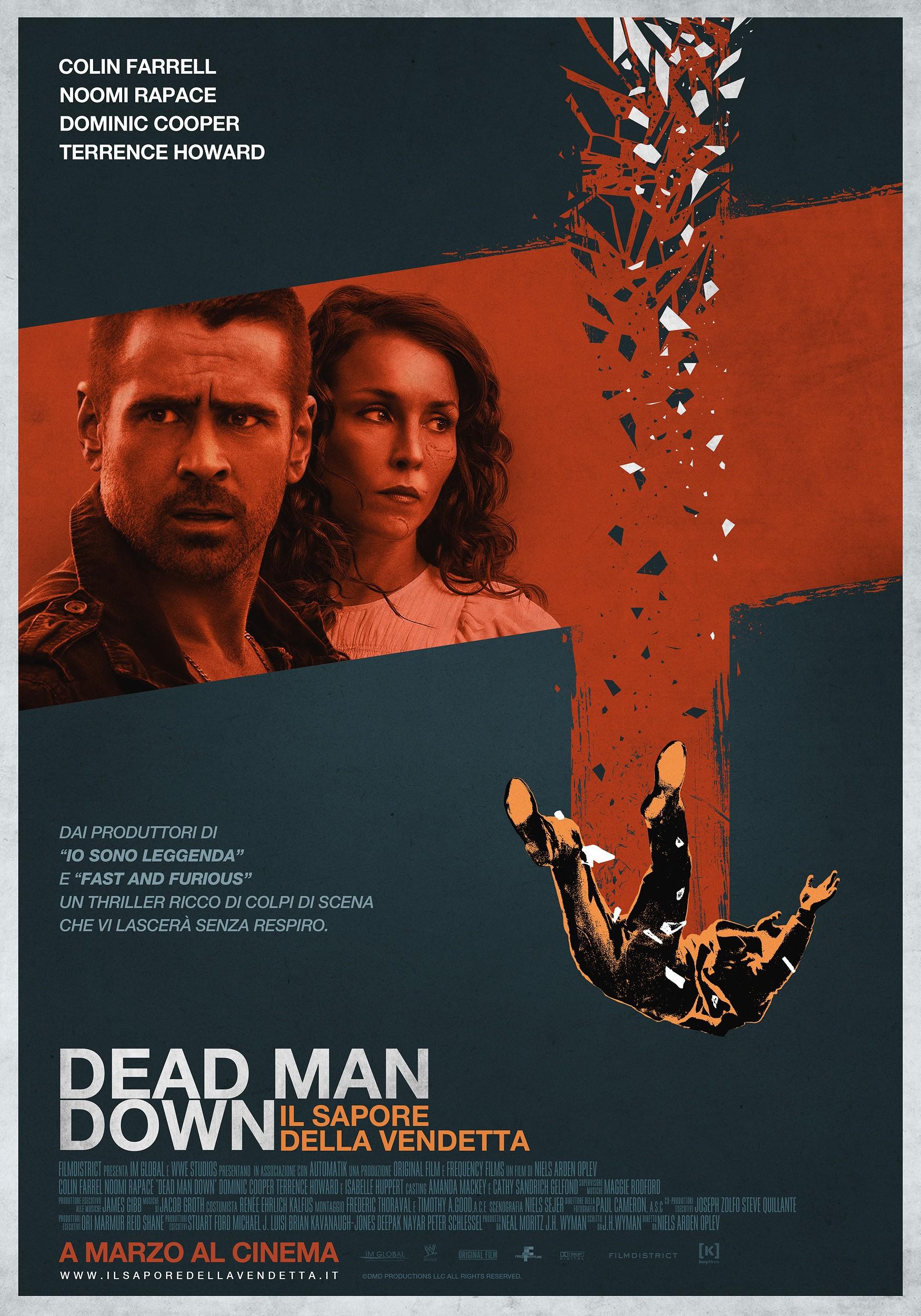 Dead Man Down - Poster - 003
