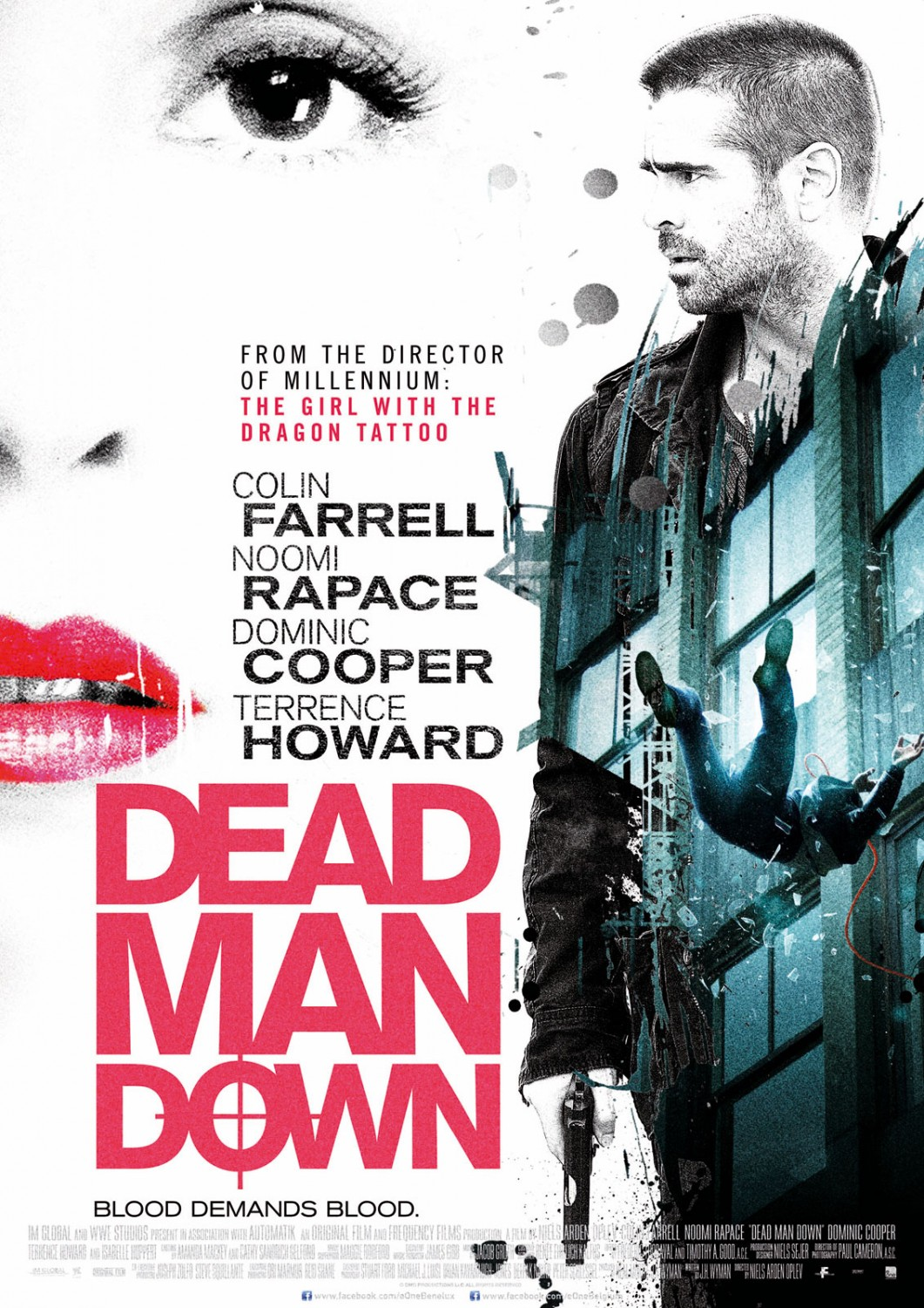 Dead Man Down - Poster - 004