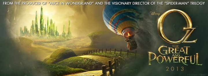 Oz The Great and Powerful - Banner - 001