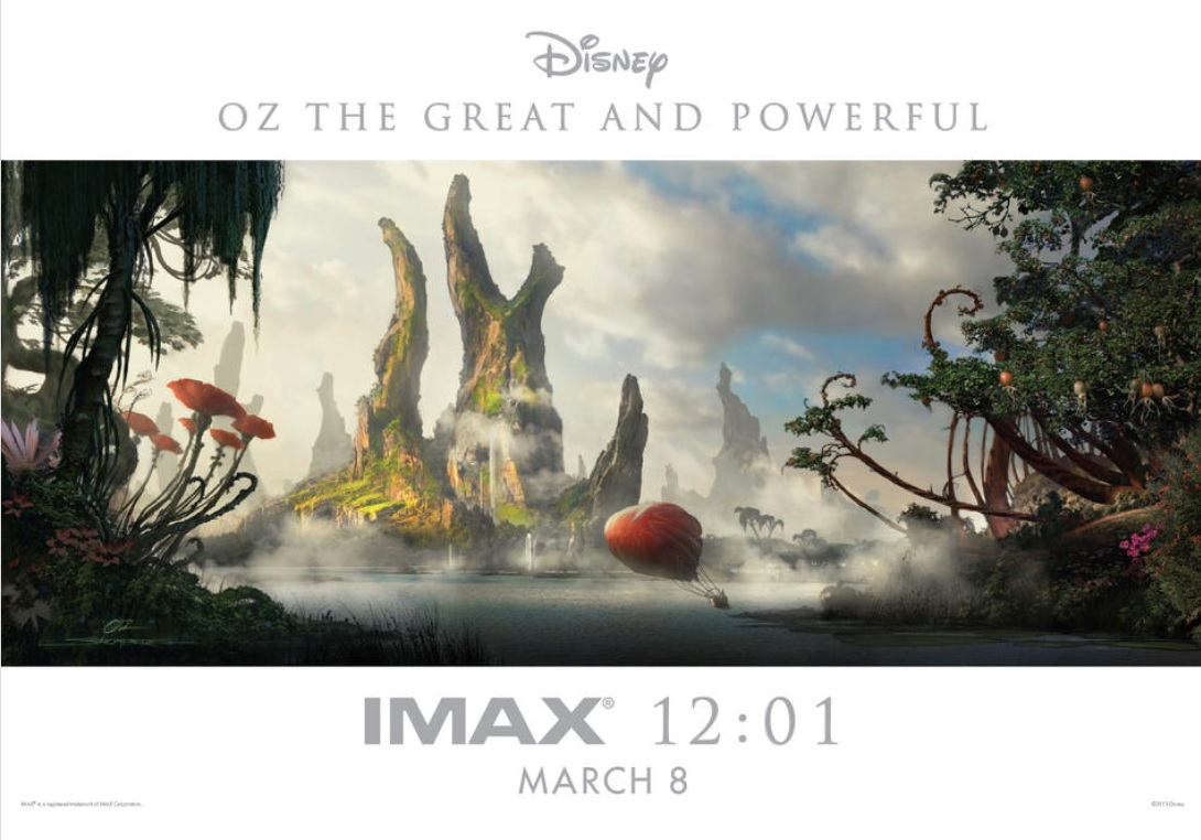 Oz The Great and Powerful - Banner - 003