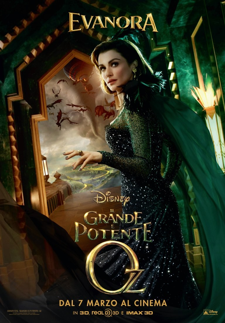Oz The Great and Powerful - Poster - 011