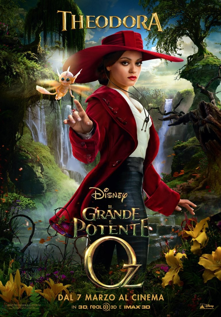 Oz The Great and Powerful - Poster - 013