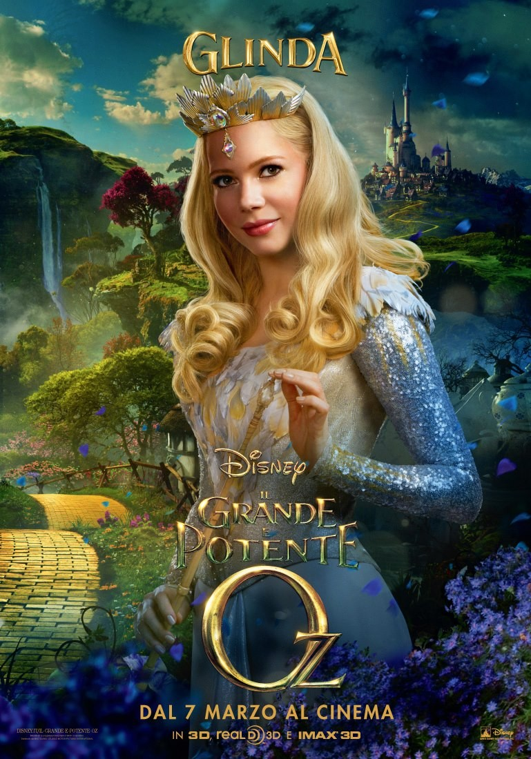 Oz The Great and Powerful - Poster - 014