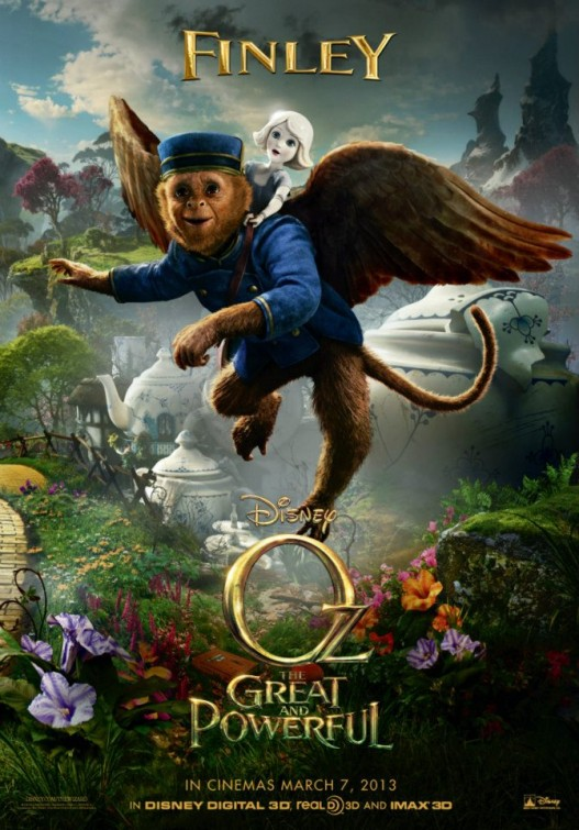Oz The Great and Powerful - Poster - 015