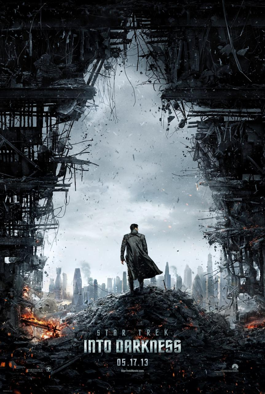 Star Trek Into Darkness - Poster - 001