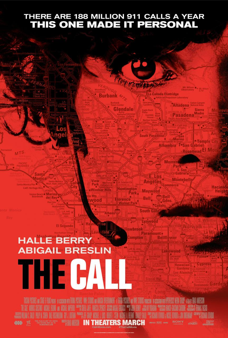 The Call - Poster - 002