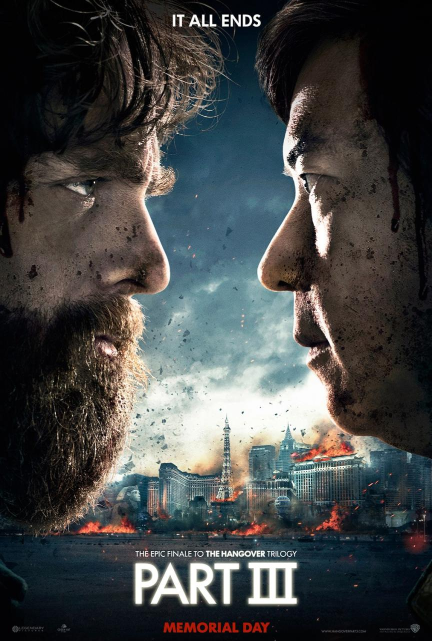 The Hangover Part 3 - Poster - 001