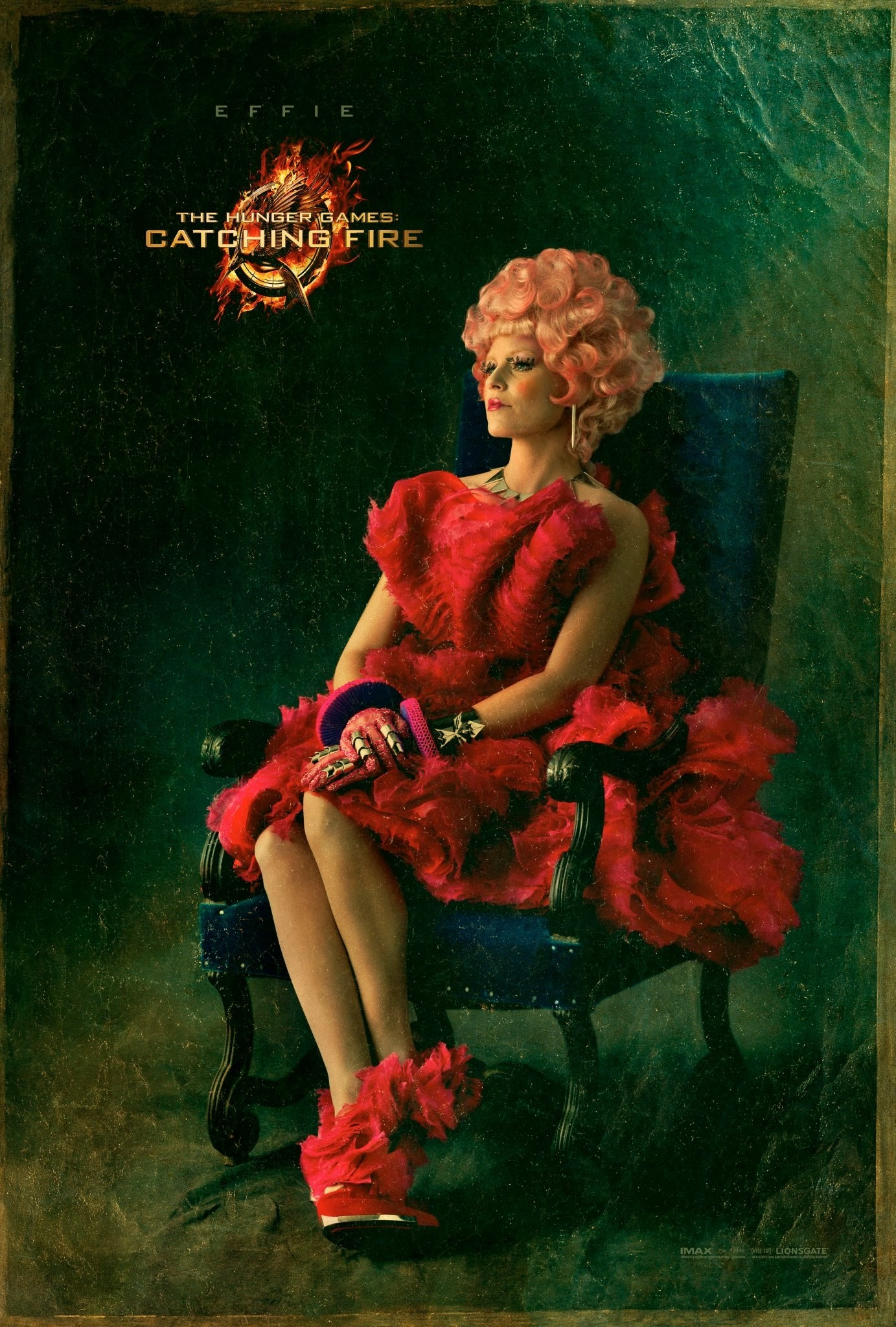 The Hunger Games Catching Fire - Poster - 004 - Effie