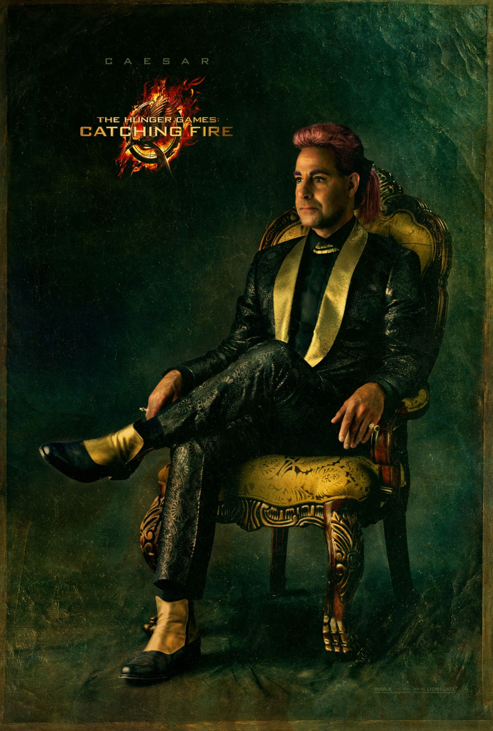 The Hunger Games Catching Fire - Poster - 005 - Caesar