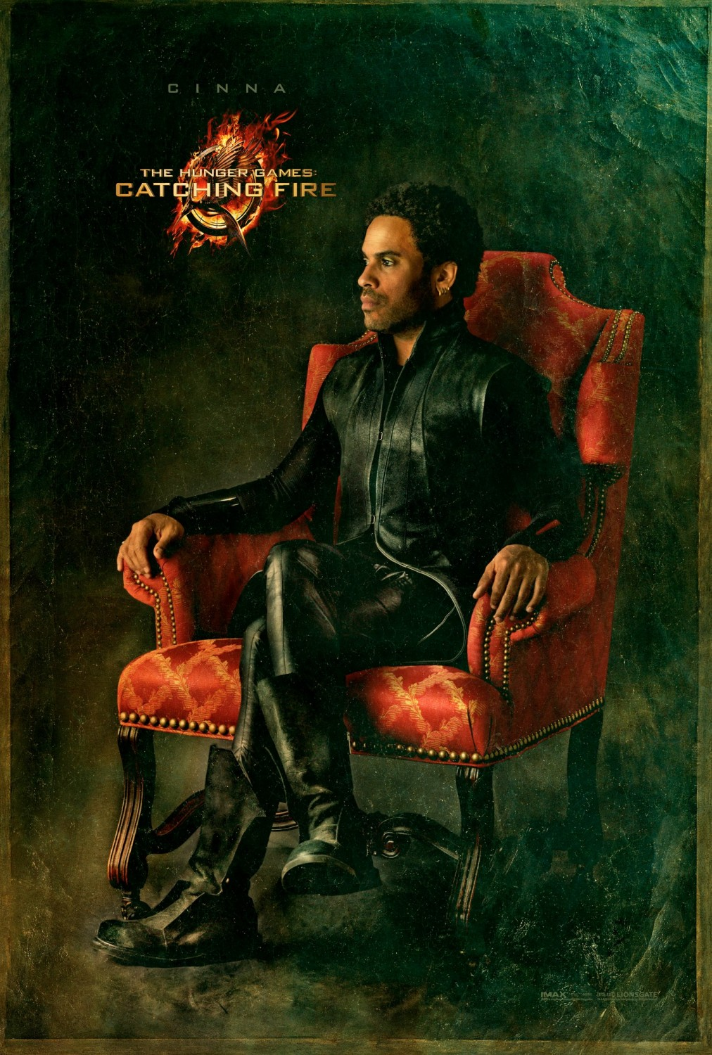 The Hunger Games Catching Fire - Poster - 007 - Cinna