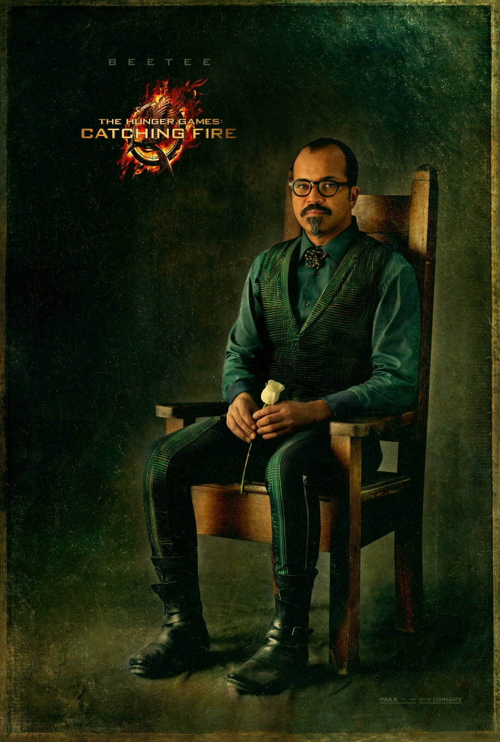 The Hunger Games Catching Fire - Poster - 009 - Beetee
