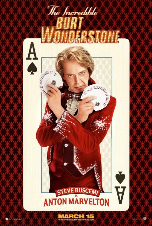 The Incredible Burt Wonderstone - Poster - 003