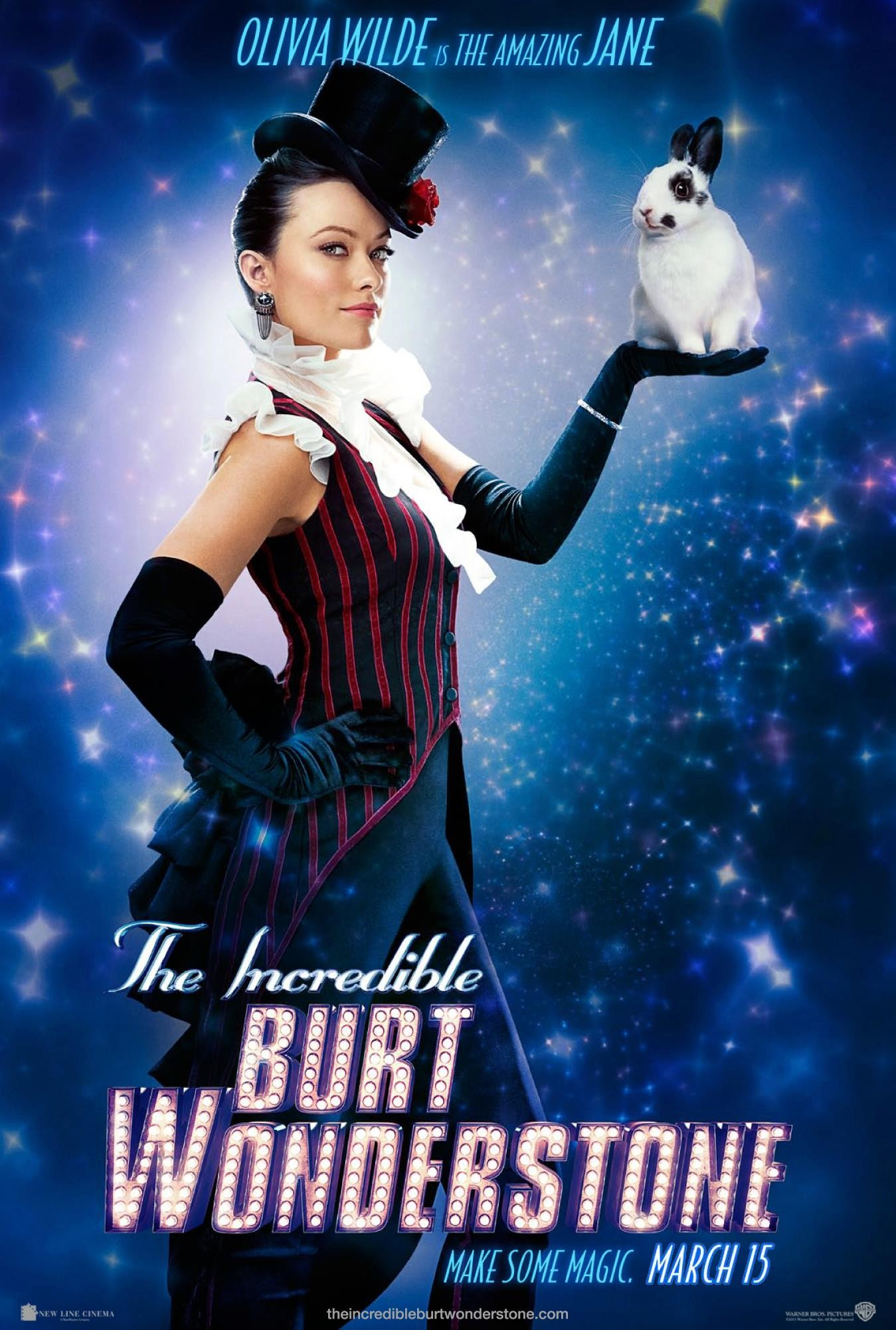 The Incredible Burt Wonderstone - Poster - 008