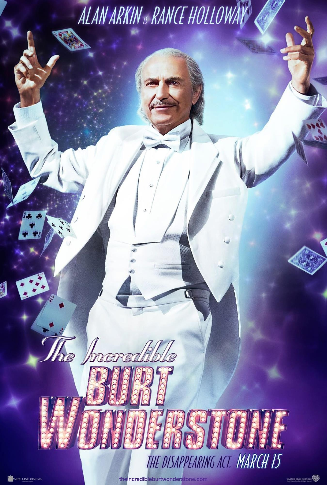 The Incredible Burt Wonderstone - Poster - 010