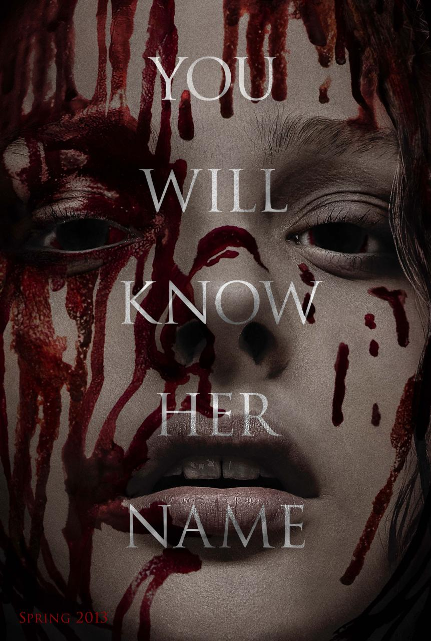 Carrie - Poster - 001