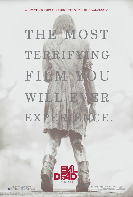Evil Dead - Poster - 001